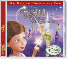 Disney's Tinkerbell 03, CD