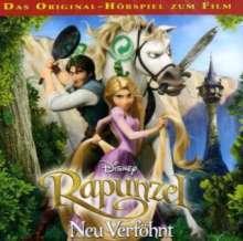 Walt Disney: Disney's Rapunzel, CD