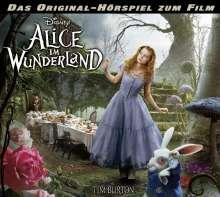 Disney's Alice in Wonderland, CD