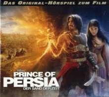 Prince of Persia, CD