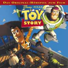 Toy Story 1, CD