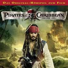 Disney's Fluch der Karibik 4, CD