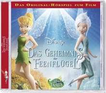 Tinkerbell-Das Geheimnis der Feenflügel, CD