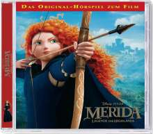 Disney's Merida - Legende der Highlands, CD