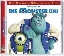 Disney Monster University, CD