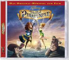 Disney's Tinkerbell - Pirate Fairy, CD