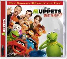 Muppets most wanted, CD