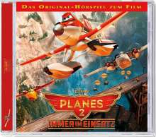 Planes 2, CD
