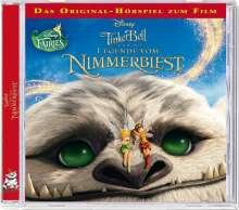 Disney - Tinkerbell und die Legende vom Nimmerbiest, CD