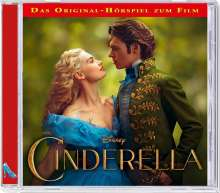 Disney - Cinderella (Real-Kinofilm), CD