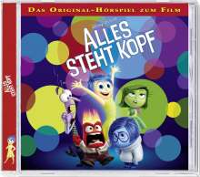 Disney-Pixar: Alles steht Kopf, CD