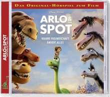 Disney. Arlo & Spot, CD