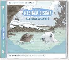 Kleiner Eisbär. Lars und die kleine Robbe (AT), CD