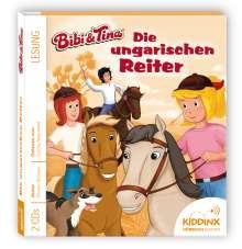 Vincent Andreas: Die ungarischen Reiter, 2 CDs