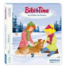 Das Fohlen im Schnee, 2 CDs