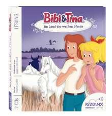 Stephan Gürtler: Bibi & Tina: Im Land der weißen Pferde, 2 CDs