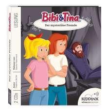 Bibi & Tina: Der mysteriöse Fremde, 2 CDs
