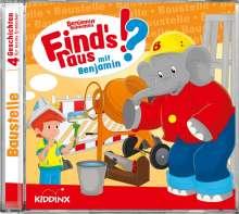 Find's raus mit Benjamin: Baustelle, CD