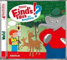 Find's raus mit Benjamin: Wald, CD