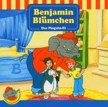Folge 102: Das Pinguin-Ei, CD