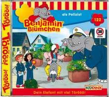 Elfie Donnelly: Benjamin Blümchen 122 als Polizist, CD