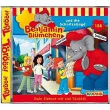 Benjamin Blümchen 128 ... und die Schnitzeljagd, CD