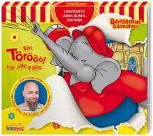 Benjamin Blümchen 137. Ein Törööö für alle Fälle - Geburtstagsfolge. CD, CD