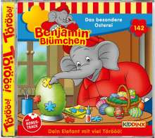 Benjamin Blümchen 142. Das besondere Osterei, CD