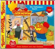 Benjamin Blümchen 143. Die Halloween-Nacht, CD