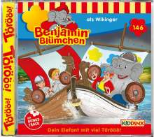 Benjamin Blümchen 146. als Wikinger, CD