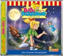 Bibi Blocksberg 110 ... und die kleine Elfe, CD