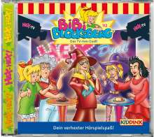 Folge 112: Das TV-Hexduell, CD