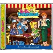 Bibi Blocksberg 113. Die Hexprüfung, CD