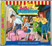 Bibi Blocksberg 118: Die Austauschschülerin, CD