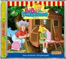 Bibi Blocksberg 127: Bibi zieht aus, CD