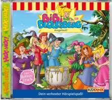 Bibi Blocksberg 128: Ausgehext!, CD