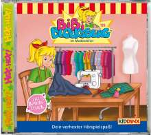 Bibi Blocksberg 133: Im Modeatelier, CD