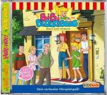 Bibi Blocksberg 134: Hexen unter Verdacht, CD