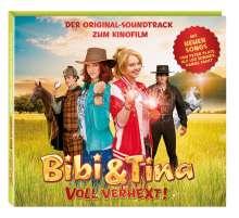 Peter Plate, Ulf Leo Sommer & Daniel Faust: Filmmusik: Bibi & Tina - Voll verhext! Original-Soundtrack zum Kinofilm Teil 2, CD