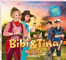 Filmmusik: Bibi & Tina - Der Soundtrack zum 3. Kinofilm, CD