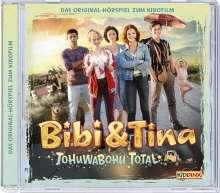 Hörspiel 4.Kinofilm : Tohuwabohu total, CD