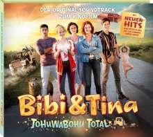 Filmmusik: Bibi & Tina: Tohuwabohu total, CD