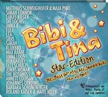 Filmmusik: Bibi & Tina Star-Edition: Die Best-Of-Hits der Soundtracks neu vertont!, CD