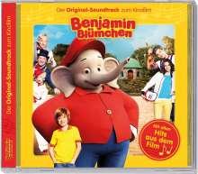 Benjamin Blümchen: Filmmusik: Der Soundtrack zum Kinofilm, CD