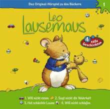 Leo Lausemaus 01, CD