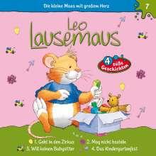 Marco Campanella: Leo Lausemaus 07, CD