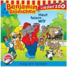 Benjamin Blümchen Liederzoo: Heut feiern wir, CD