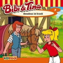 Ulf Tiehm: Bibi und Tina 02. Amadeus ist krank, CD