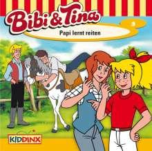 Ulf Tiehm: Bibi und Tina 003, CD