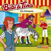 Ulf Tiehm: Bibi und Tina 04. Das Zirkuspony, CD